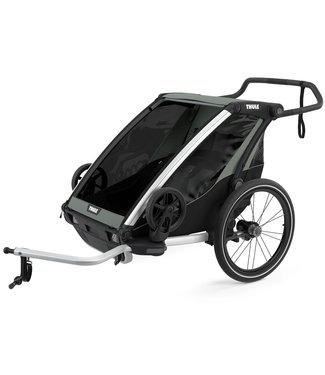 Thule Remorque à vélo Thule Chariot Lite 2