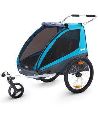 Thule Remorque à vélo Thule Coaster XT