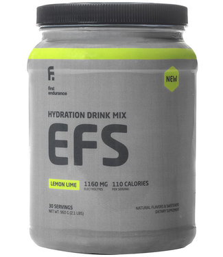 First Endurance Poudre First Endurance EFS Citron/Lime