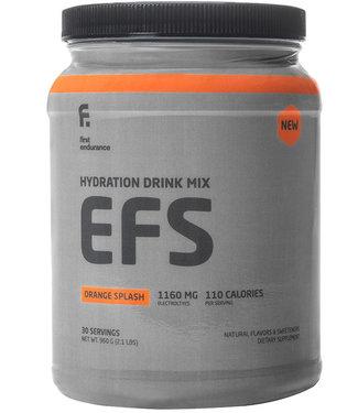 First Endurance Poudre First Endurance EFS Orange Splash