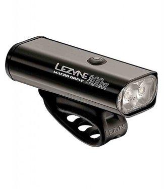 Lezyne Lumière Lezyne Macro Drive 800 XL