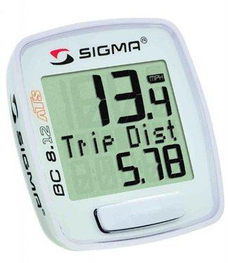 SIGMA Cyclomètre Sigma BC8 12 ATS