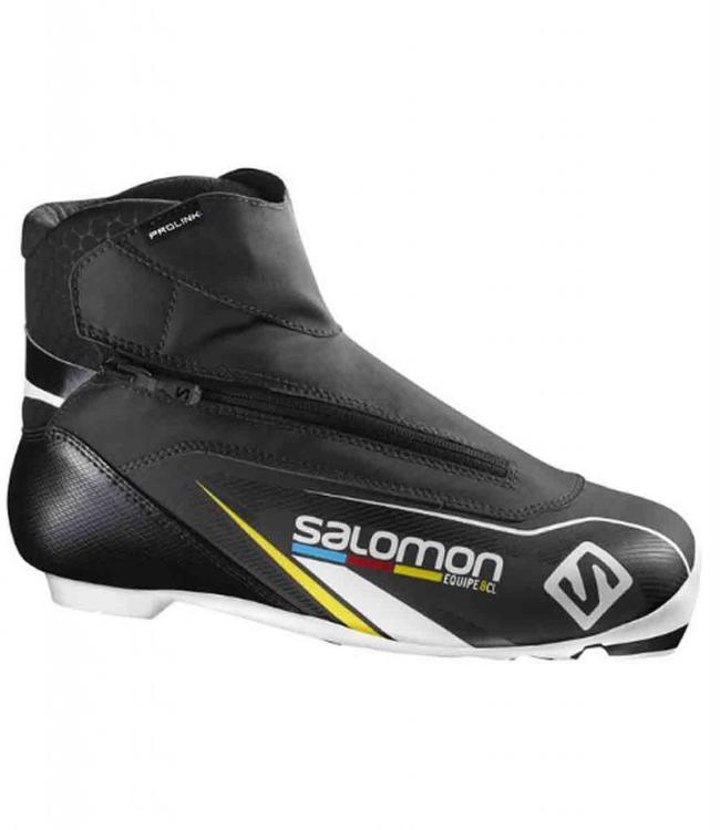 Salomon Equipe 8 Jac Classic Sport André De Ski Prolink Botte 1OwBqO