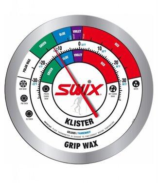 Swix Thermomètre Swix rond