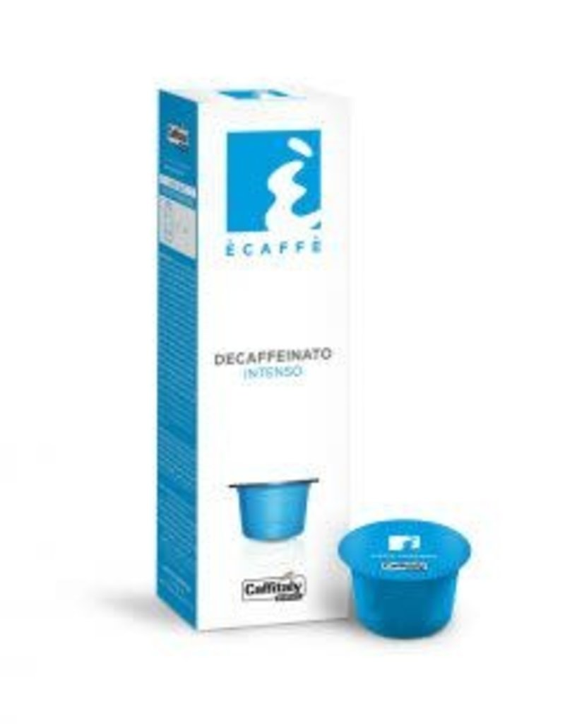 Caffitaly Caffitaly Ambra - Intenso Decaf