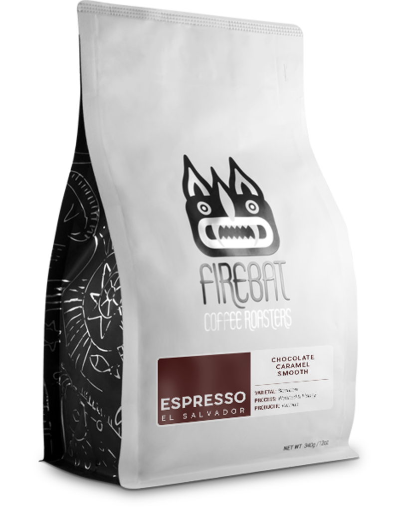 Fire Bat Firebat - Espresso