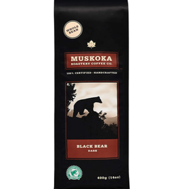 Muskoka Muskoka Bean - Black Bear 400g
