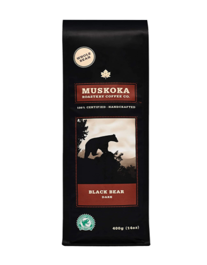 Muskoka Muskoka Bean - Black Bear