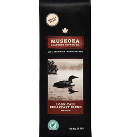 Muskoka Muskoka Bean - Loon Call Breakfast 454g