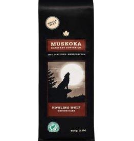 Muskoka Muskoka Bean - Howling Wolf 454g