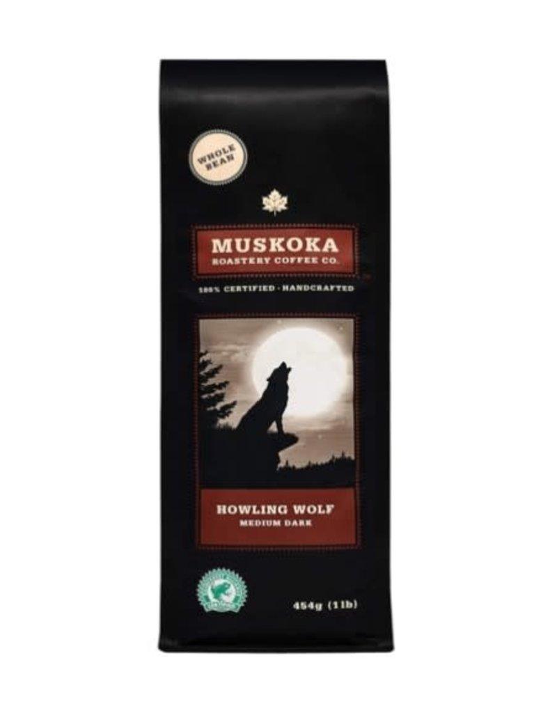 Muskoka Muskoka Bean - Howling Wolf