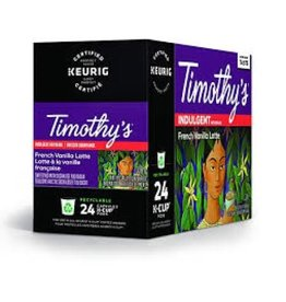 Timothy's Timothy's - French Vanilla Latte