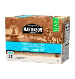 Martinson Coffee Martinson - French Vanilla Cappuccino