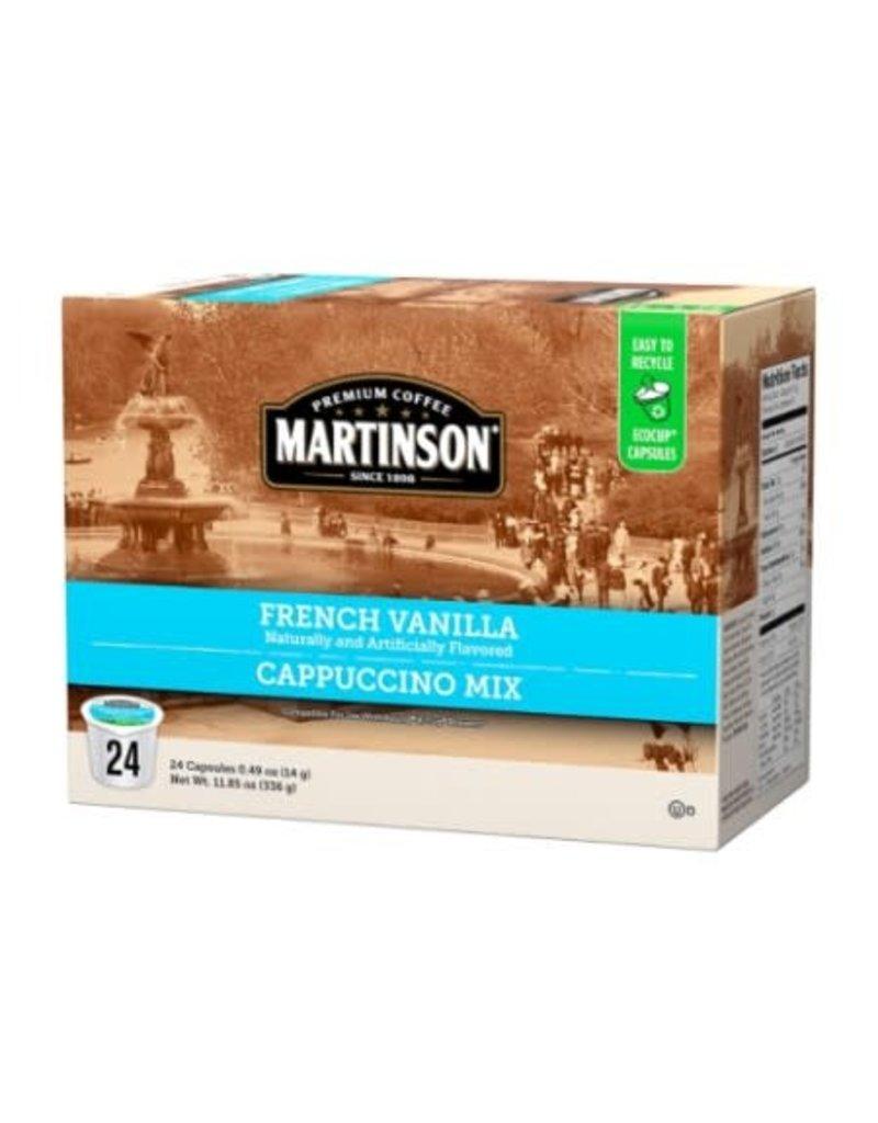 Martinson Coffee Martinson - French Vanilla Cappuccino