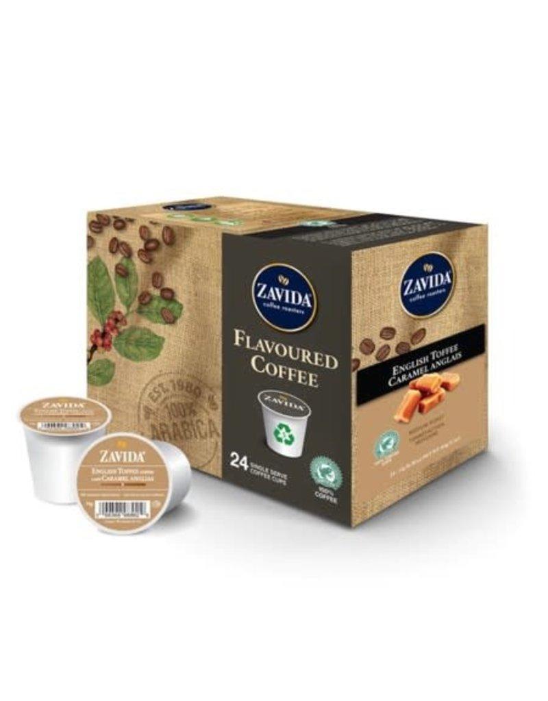Zavida Zavida - English Toffee