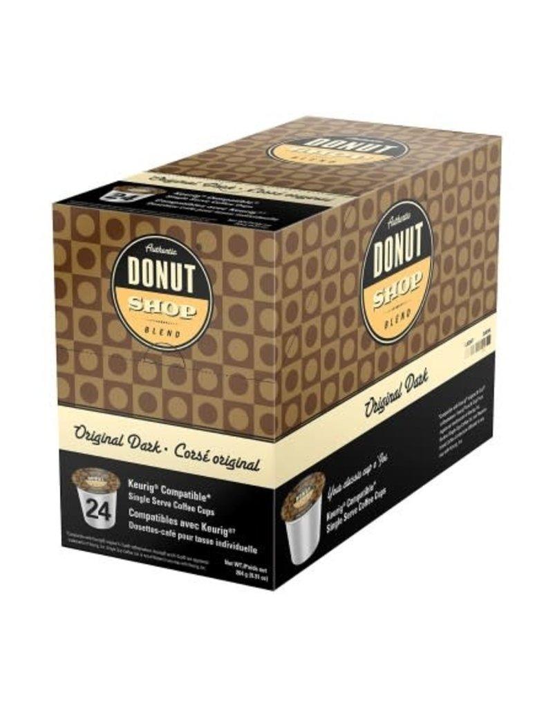 Authentic Donut Shop - Original Dark