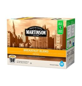 Martinson Coffee Martinson - Breakfast