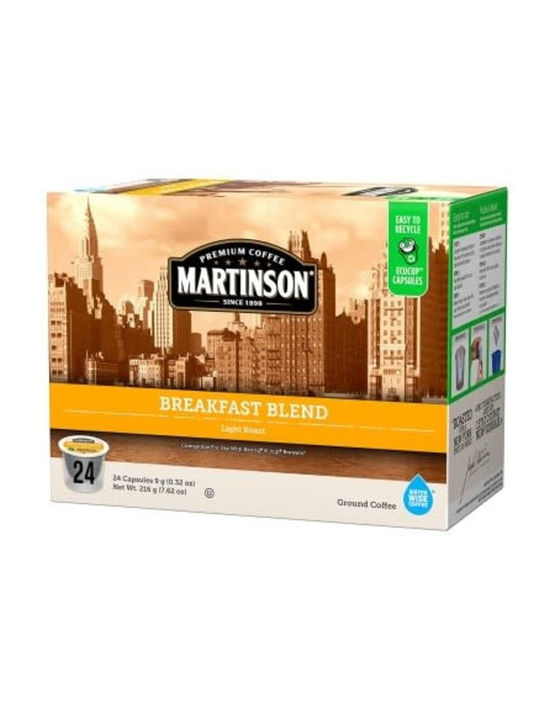 Martinson Coffee Martinson - Breakfast