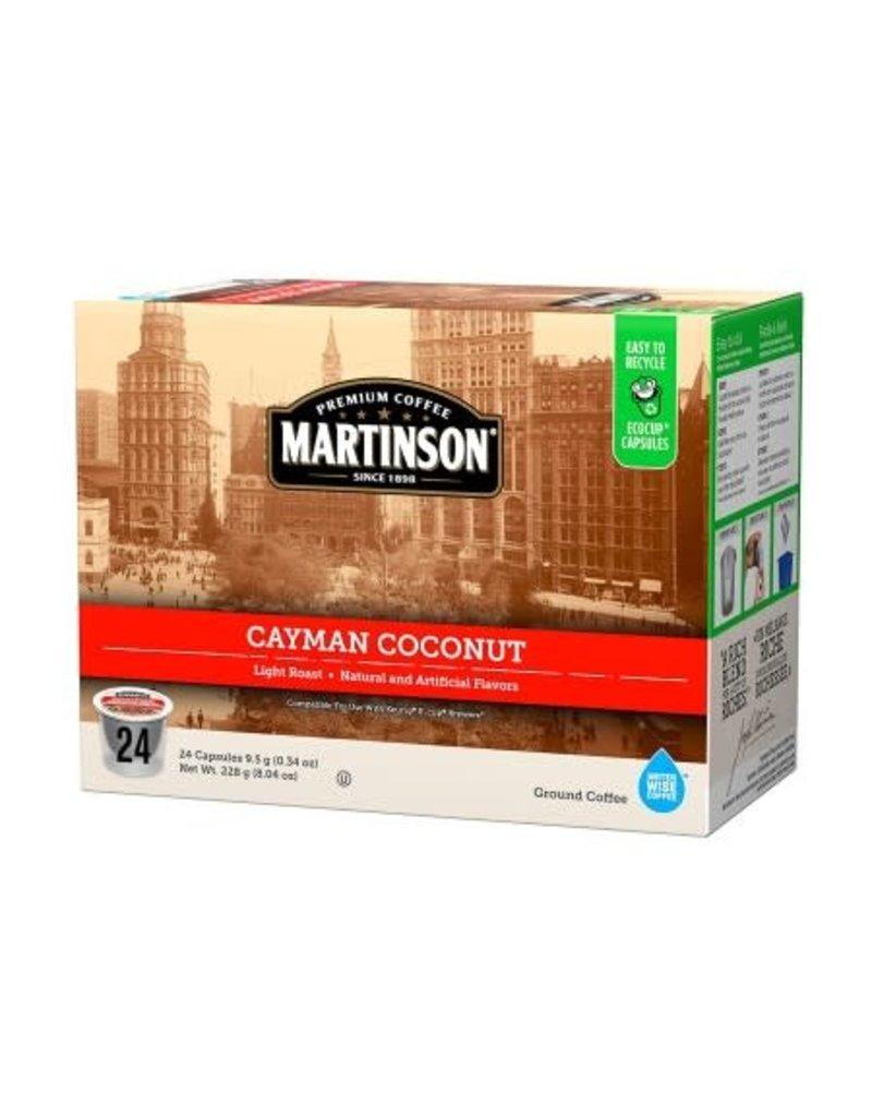 Martinson Coffee Martinson - Cayman Coconut