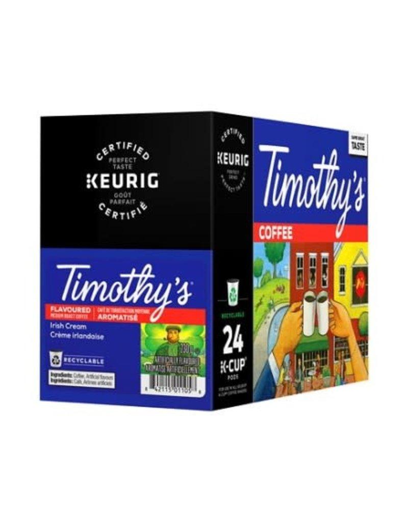 Timothy's Timothy's - Irish Cream