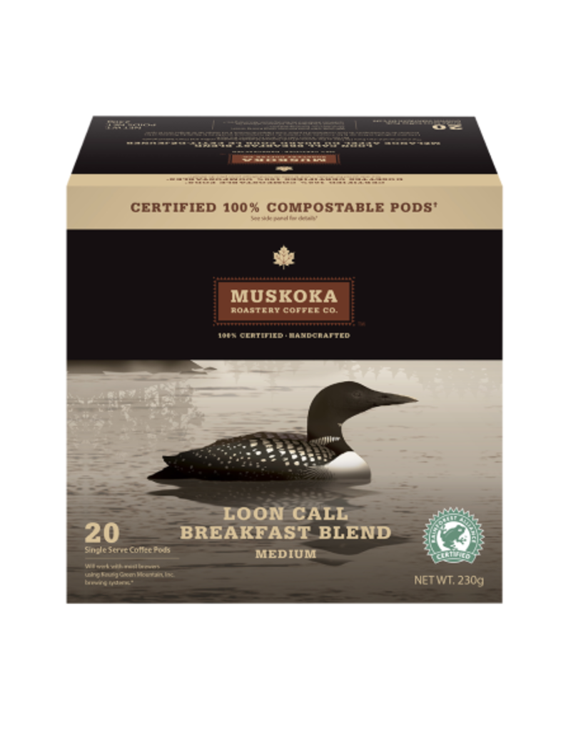 Muskoka Muskoka - Loon Call Breakfast Blend (20 Count)