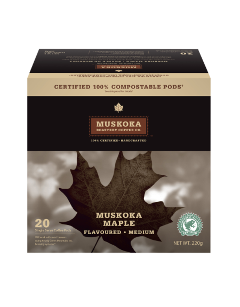 Muskoka Muskoka - Maple (20 Count)