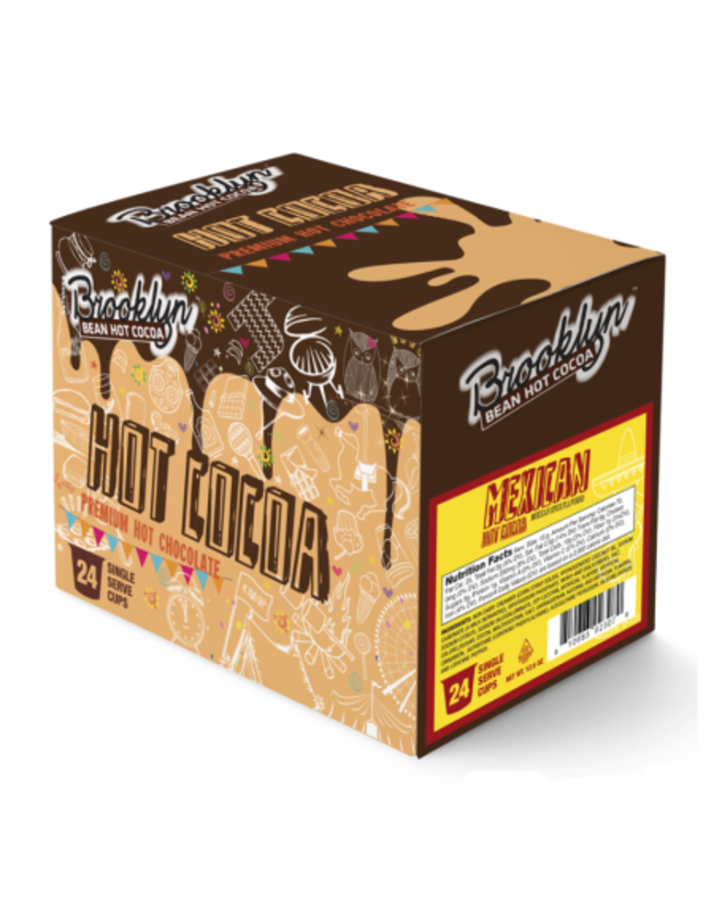Brooklyn Bean Brooklyn Bean - Hot Choc Mexican