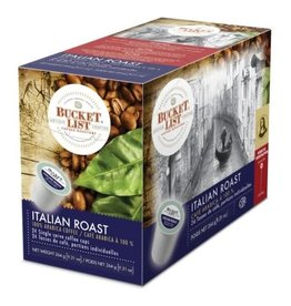 Bucket List Bucket List - Italian Roast
