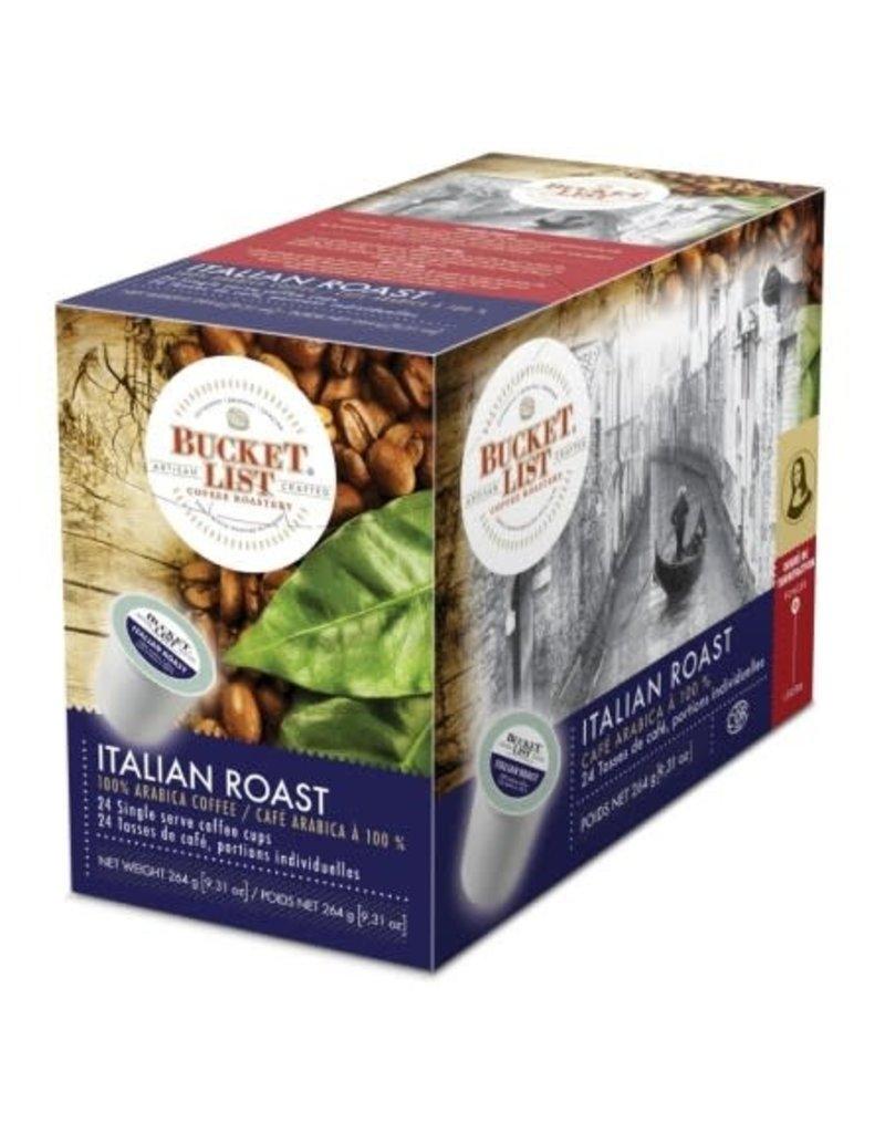 Bucket List Bucket List - Italian Roast