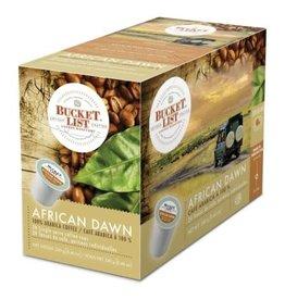 Bucket List Bucket List - African Dawn