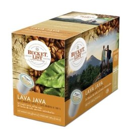 Bucket List Bucket List - Lava Java