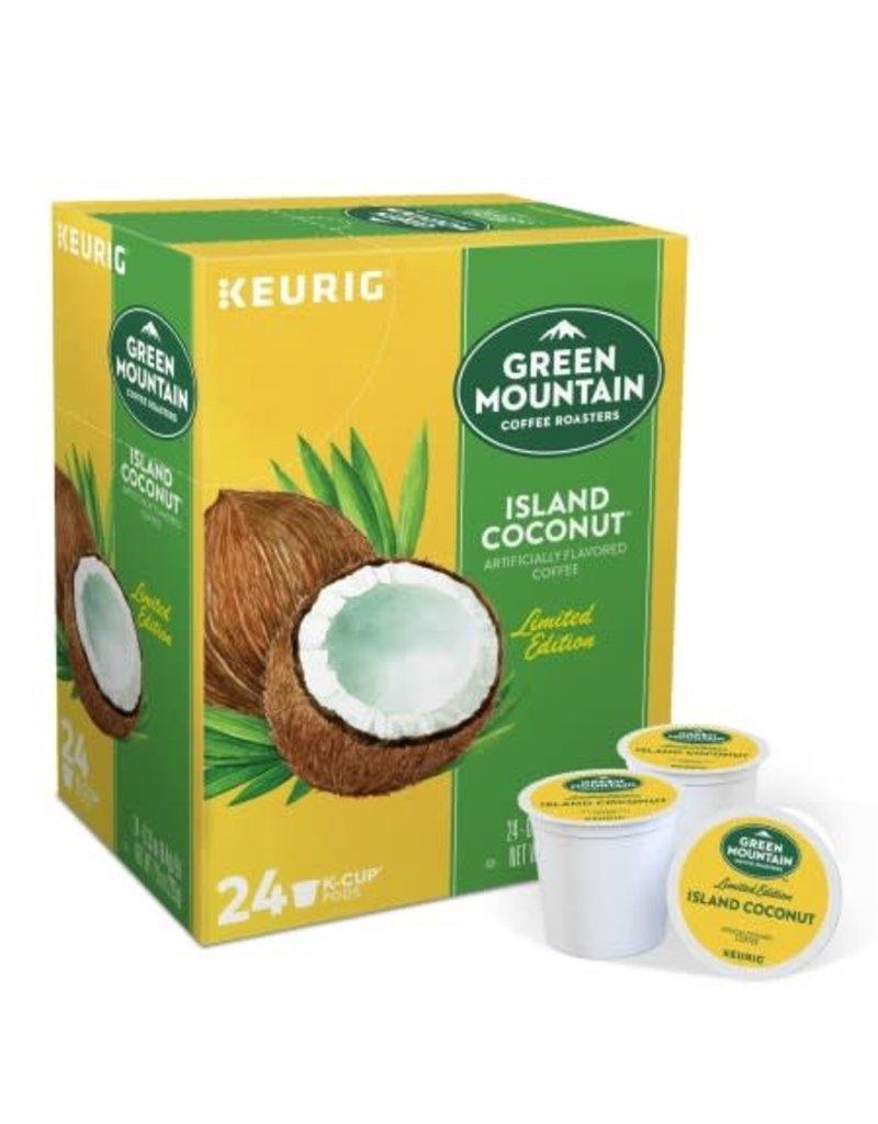 Green Mountain Green Mountain - Island Coconut