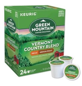 Green Mountain Green Mountain - Vermont Country Decaf