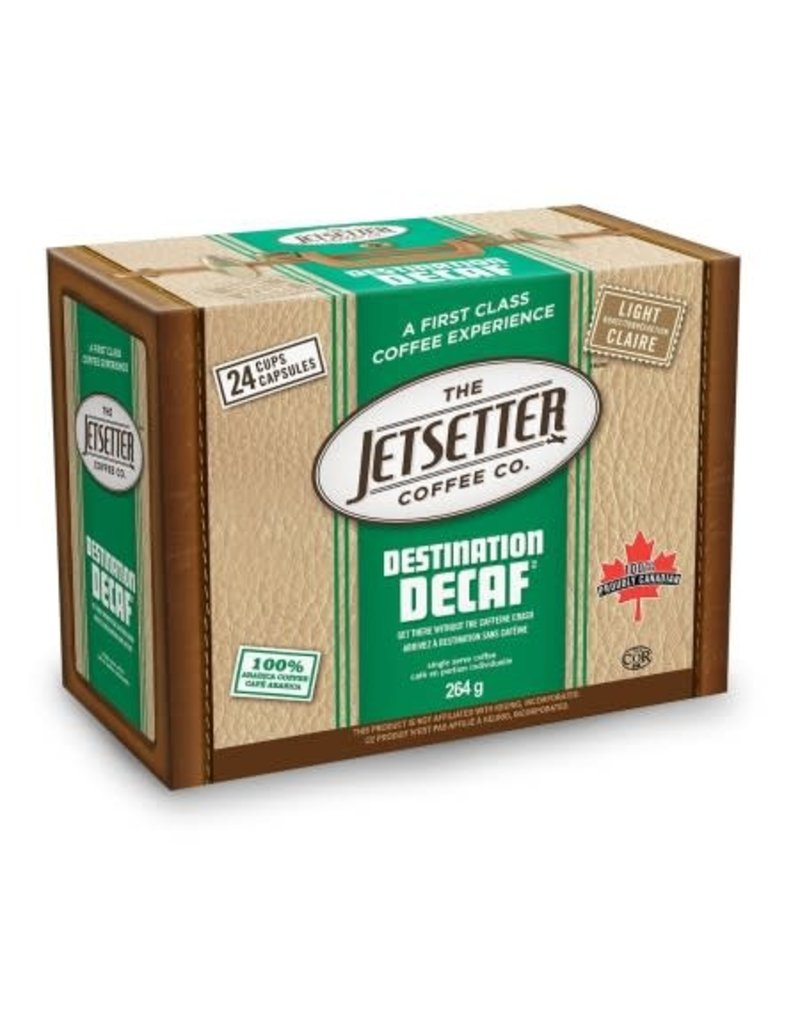 Jetsetter Jetsetter - Destination Decaf