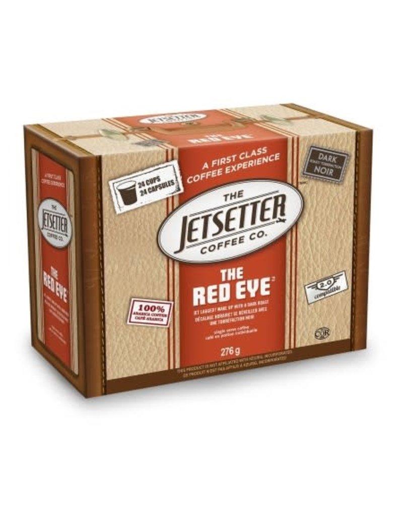 Jetsetter Jetsetter - The Red Eye
