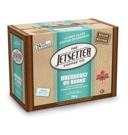 Jetsetter Jetsetter - Breakfast on Board