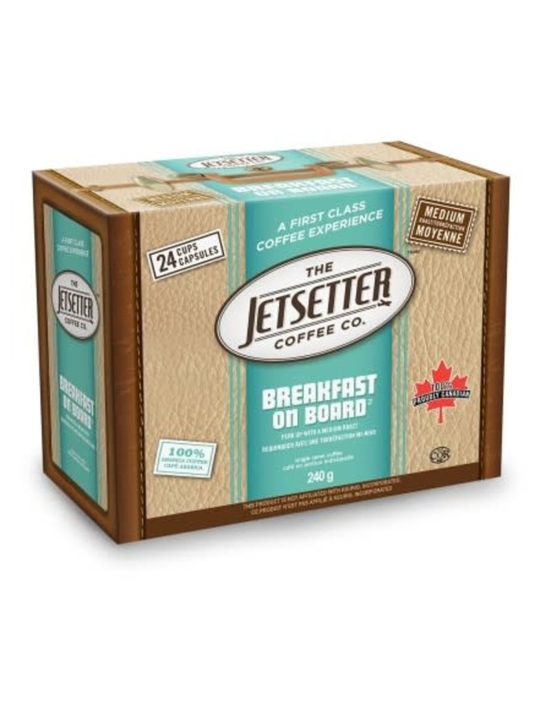Jetsetter Jetsetter - Breakfast on Board