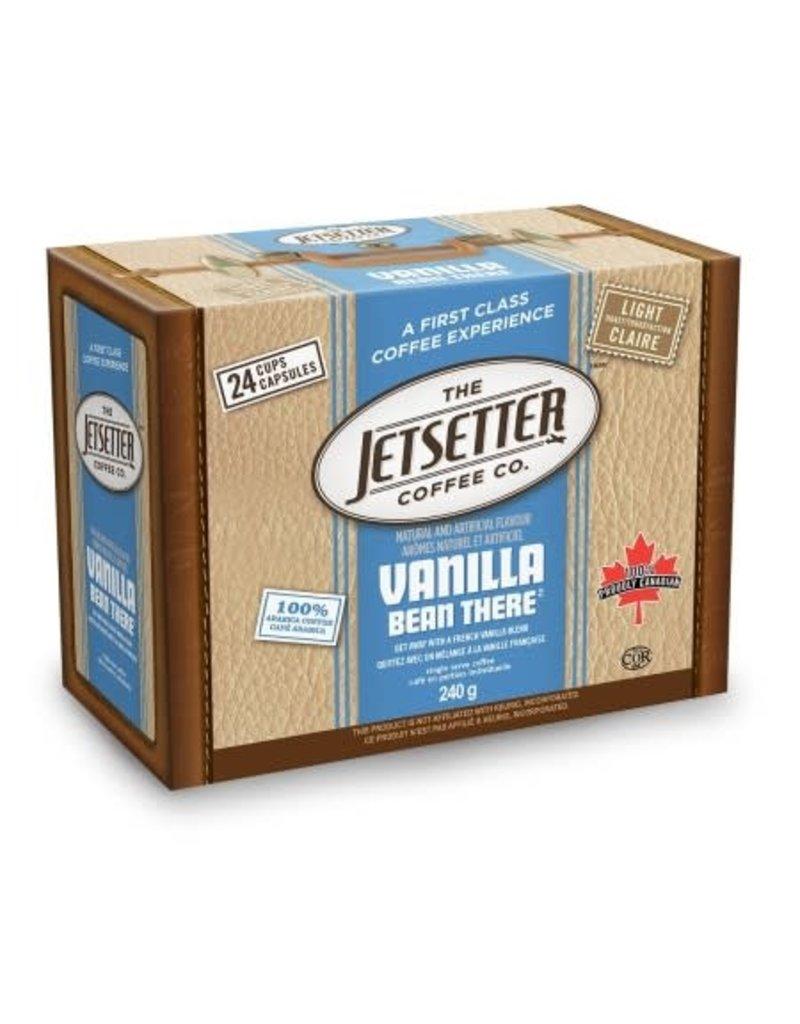 Jetsetter Jetsetter - Vanilla Bean There