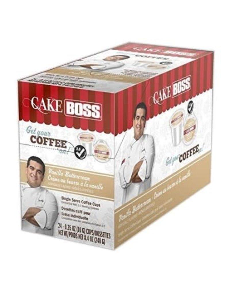 Cake Boss Cake Boss -  Vanilla Butter Cream
