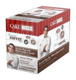 Cake Boss Cake Boss -  Chocolate Fudge Cake