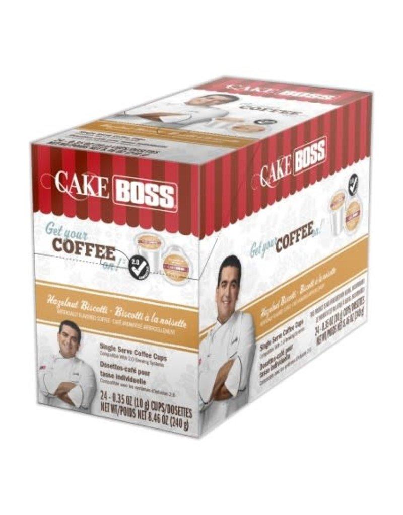 Cake Boss Cake Boss - Hazelnut Biscotti