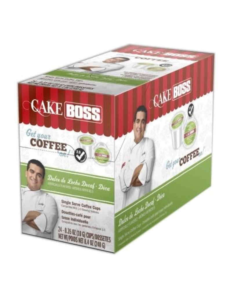 Cake Boss Cake Boss - Dulce De Leche Decaf