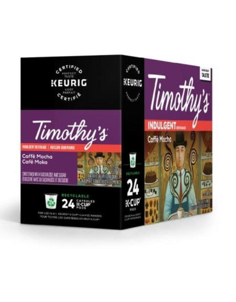 Timothy's Timothy's - Caffe Mocha