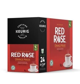 Red Rose Orange Pekoe