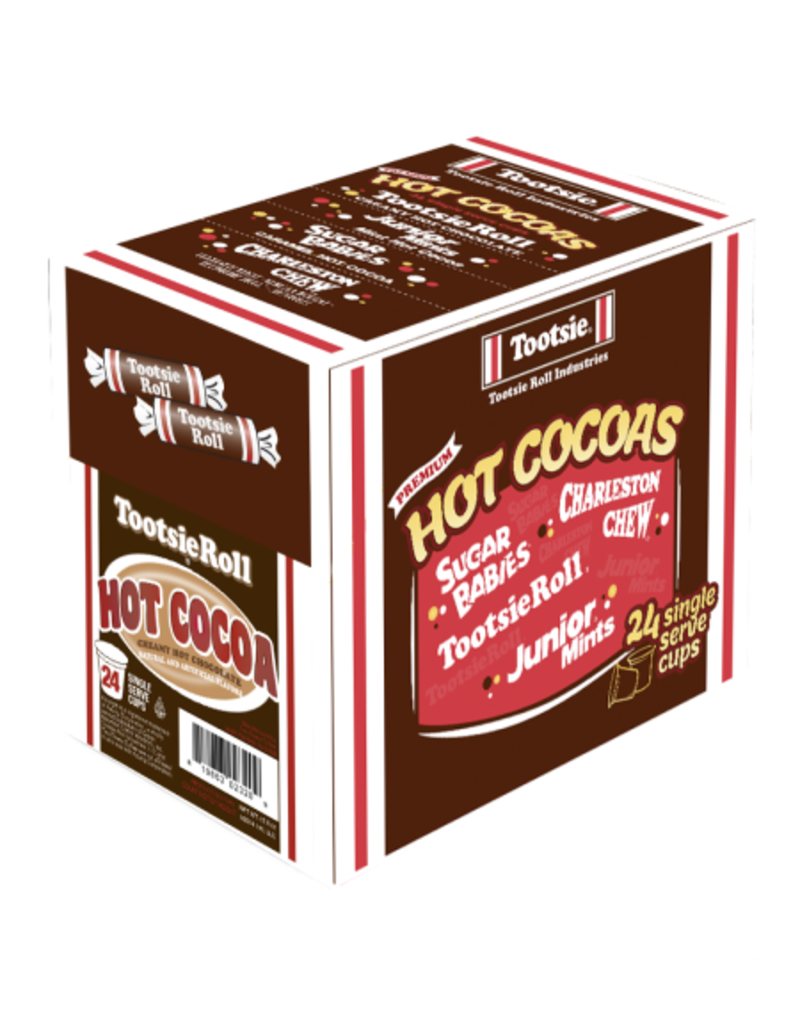 Tootsie Roll -Hot Chocolate 12 count