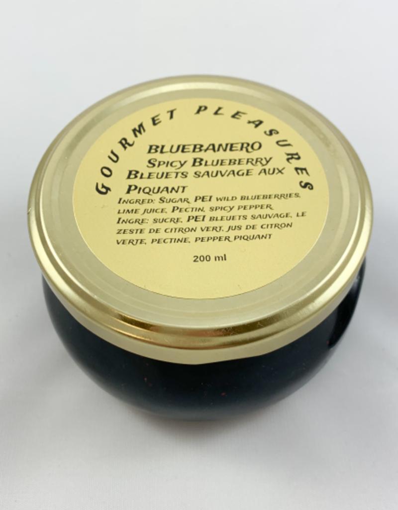 Gourmet Pleasures - Wild Blueberry & Hababenaro