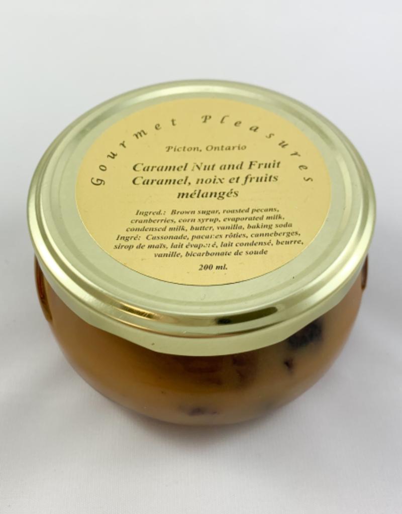 Gourmet Pleasures - Caramel Nut and Fruit