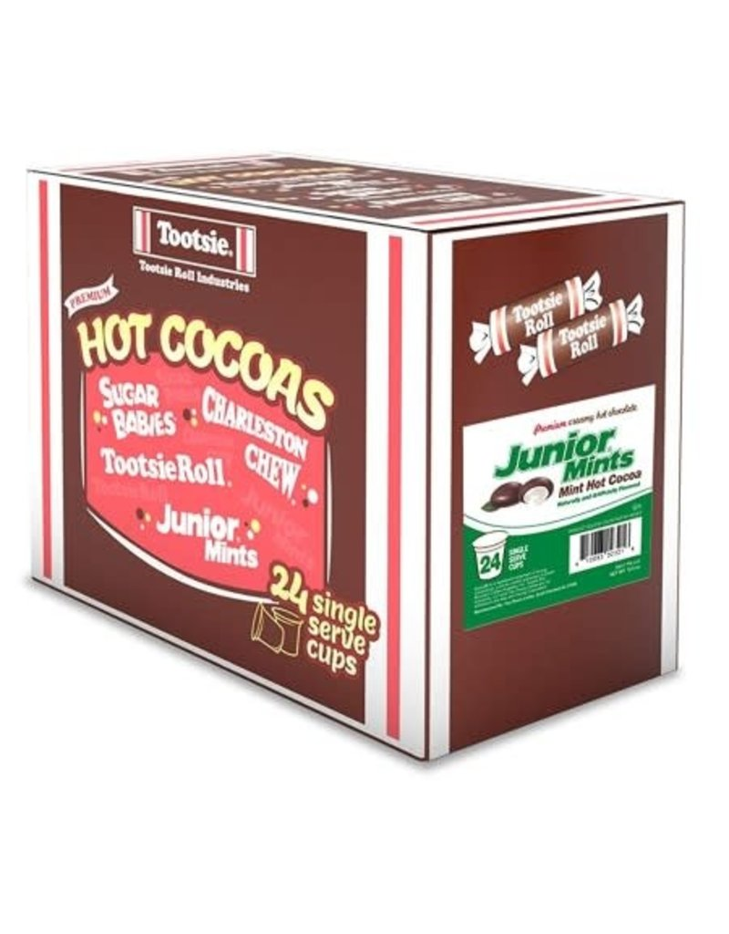 Tootsie Roll - Junior Mint 12 count