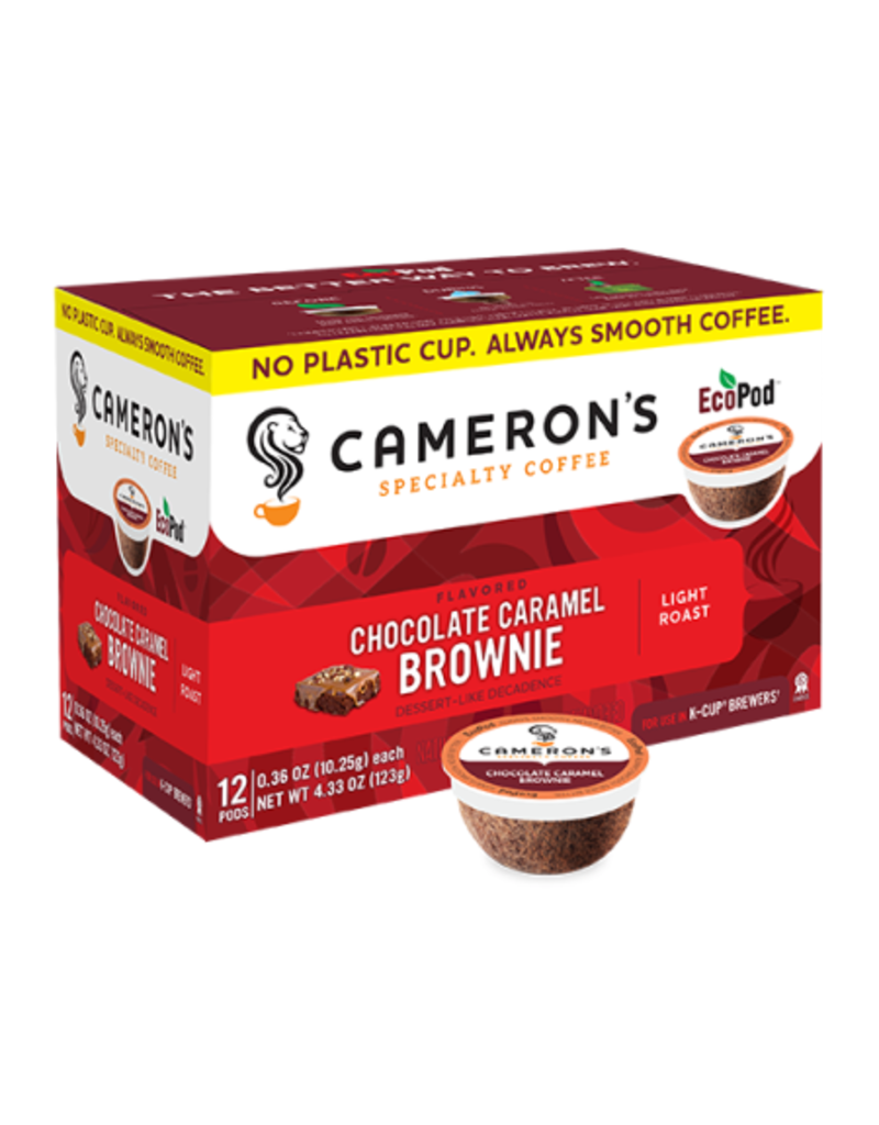 Cameron's Cameron's - Choc Caramel Brownie