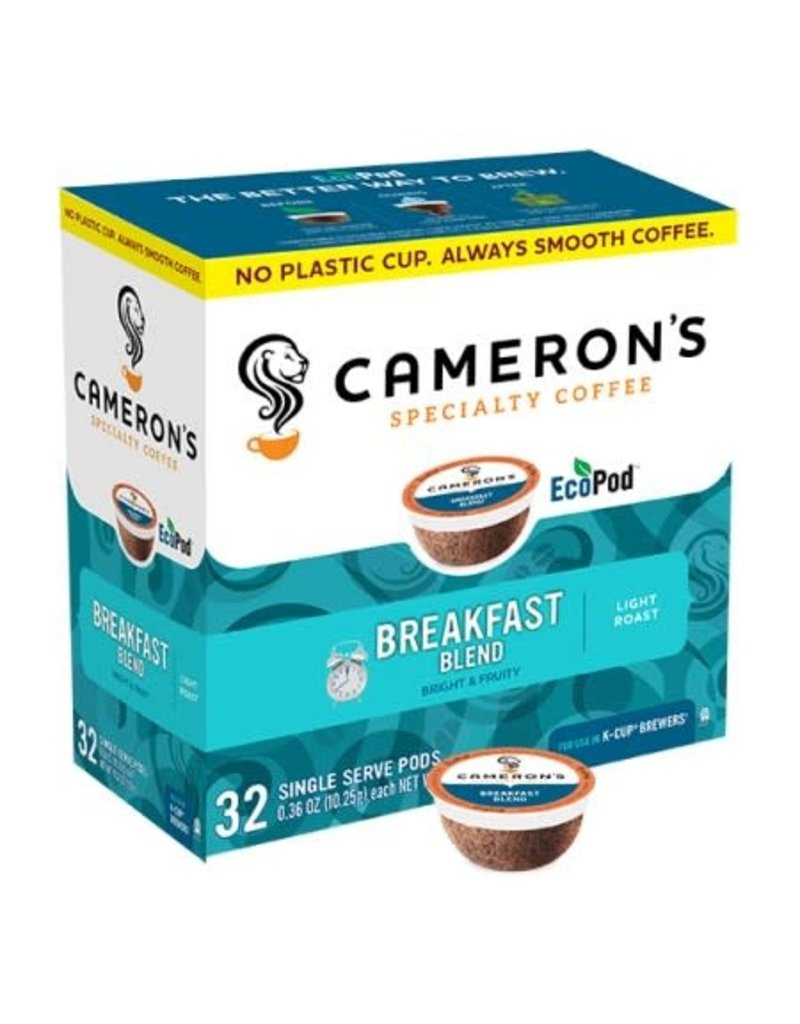 Cameron's Cameron's Breakfast Blend 32 count